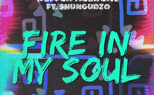 Oliver Heldens - Fire In My Soul (feat. Shungudzo)